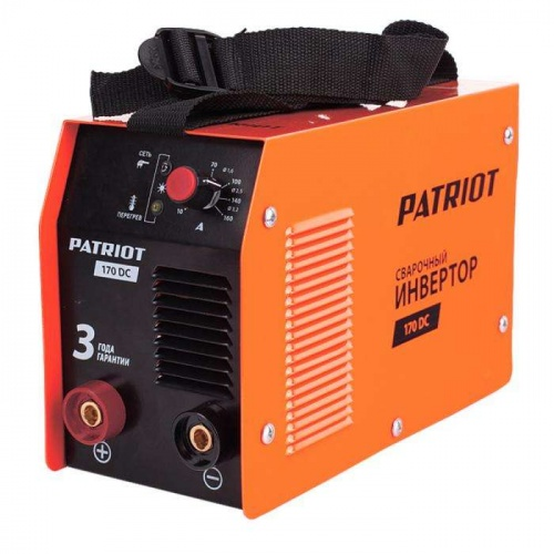 Patriot 170DC-Tehinstrument