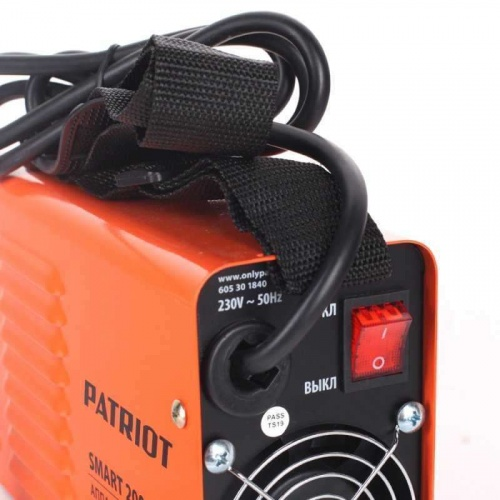 Patriot SMART 180C MMA-Tehinstrument