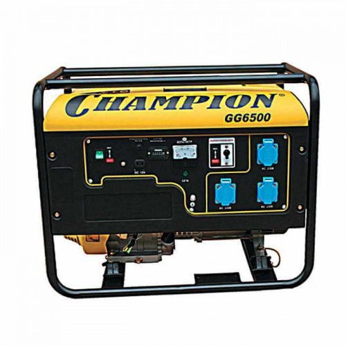 Champion GG6500-Tehinstrument