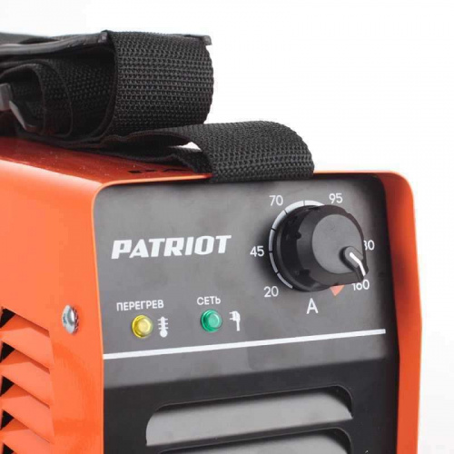 Patriot 170DC MMA-Tehinstrument