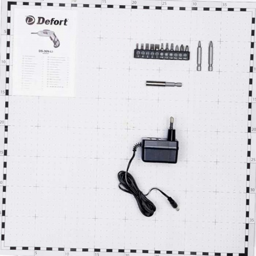 Defort DS-36N-Lt-Tehinstrument