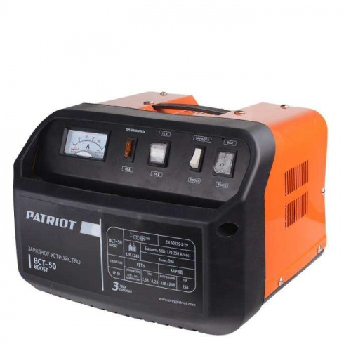 Patriot BCT-50 Boost-Tehinstrument