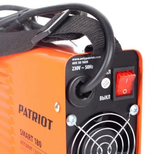 Patriot SMART 180 MMA-Tehinstrument