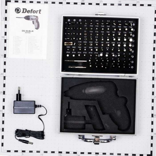 Defort DS-36-BLiK-Tehinstrument