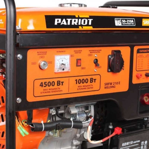 Patriot Power SRFW 210 E-Tehinstrument