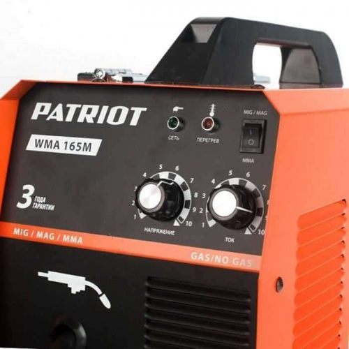 Patriot WMA 165M-Tehinstrument