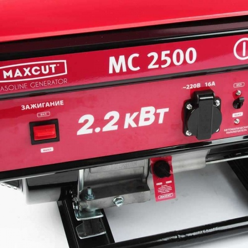 MaxCUT MC 2500-Tehinstrument