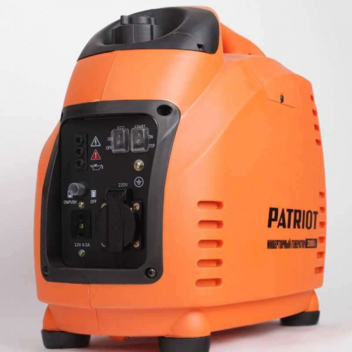 Patriot 2000i-Tehinstrument