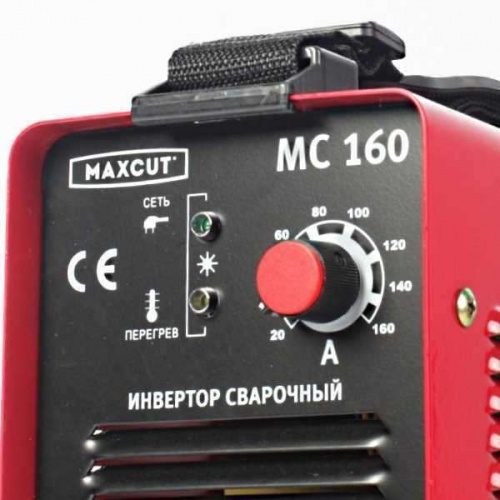 MaxCUT MC 160-Tehinstrument