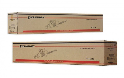 Champion HT726R-Tehinstrument