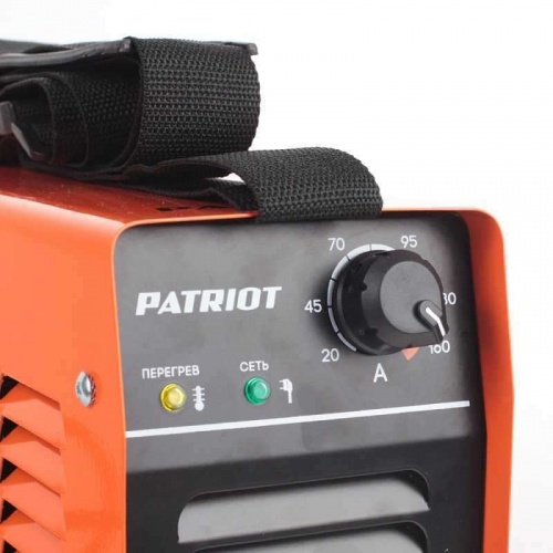 Patriot 250DC MMA-Tehinstrument