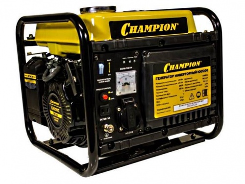 Champion IGG1200-Tehinstrument