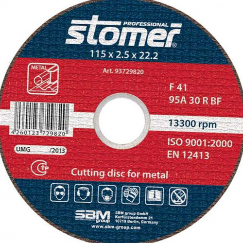 Stomer CD-115-Tehinstrument